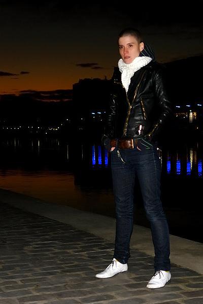 Aurélie @ Bassin de la Villette