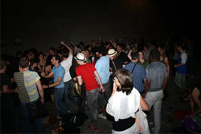 party @ BBQ électro #2