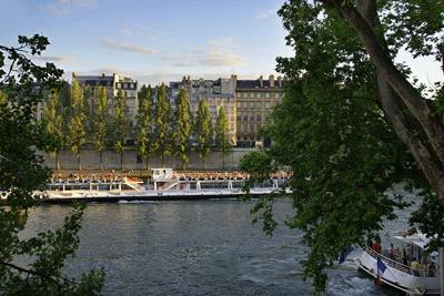 quai de Seine @ BBQ électro #2