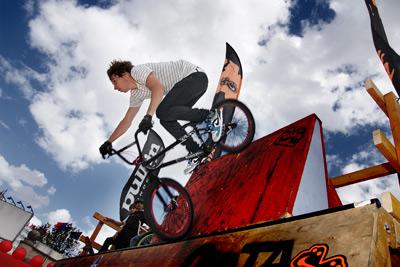 bike @ who's next