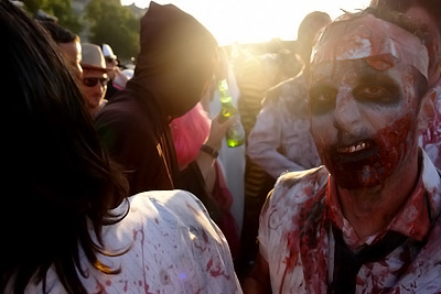 joli zombie