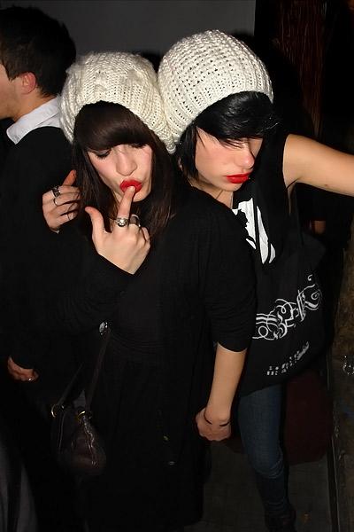 bonnets @ Les Souffleurs