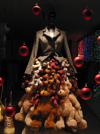 robe par JC de Castelbajac