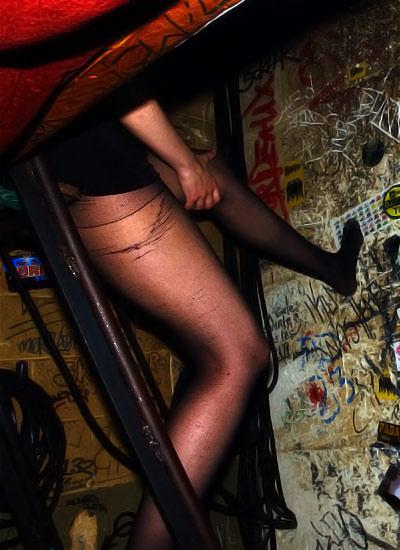 May – nice legs