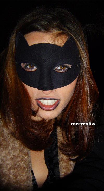 mysterious Lady Cracra