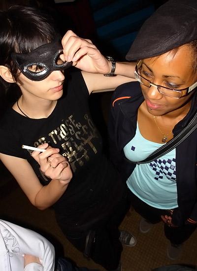 Emilie & Tania @ Cabaret Furie
