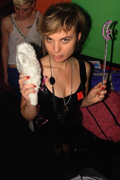 Emilie @ Cabaret Furie