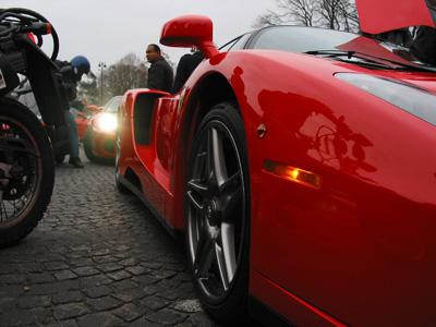 Ferrari Enzo - aile droite