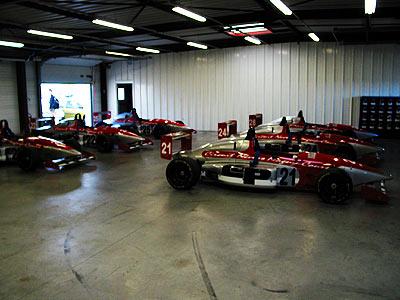 les F3 au garage