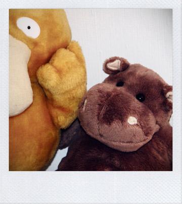 Psykokwak & Fatboy