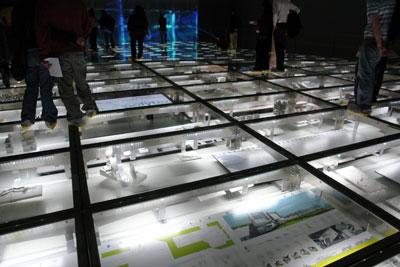 Morphosis au centre Pompidou