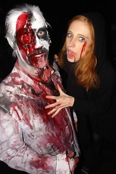 Zombie et Juliette @ Paris Paris