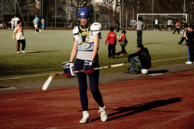 Justine – sport de rue