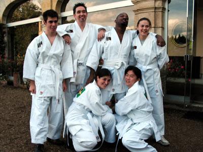 les ambassadeurs Xbox 360 en kimono