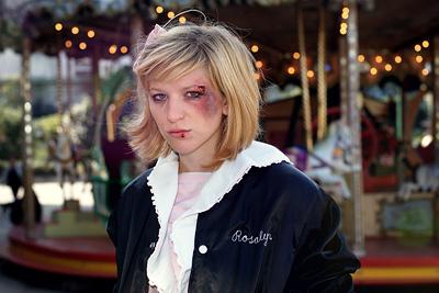 Justine – femme battue