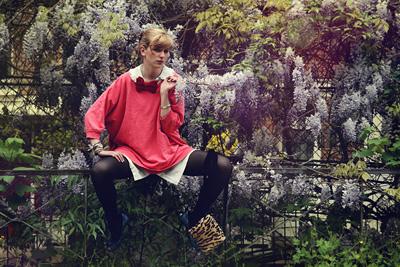 Justine, les lilas – Ghubar