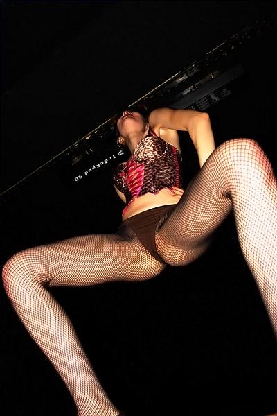 feat. Louise de Ville @ cabaret furie