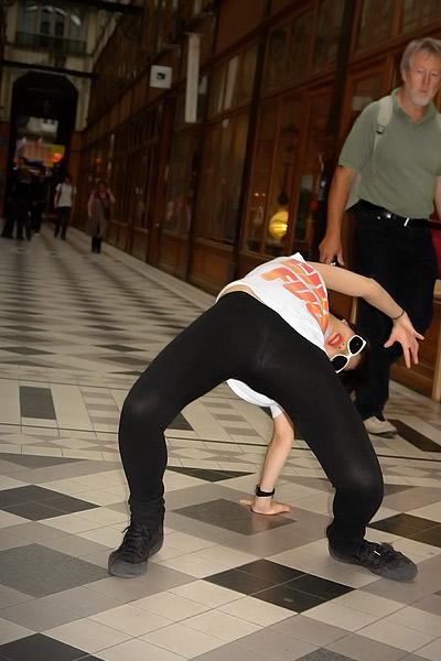 Manuela gymnastic