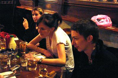 Nel2, SallyAnn et Juliette