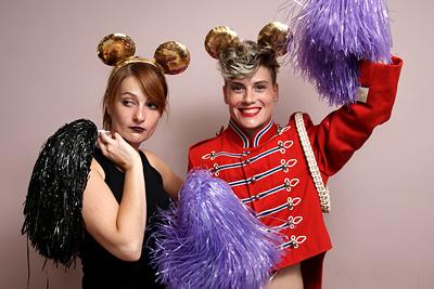 Patricia et Colette – Pom-Pom Girls