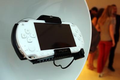 ARTCADE - PSP blanche