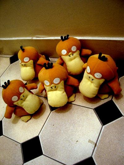 les clones de psykokwak