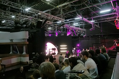le public @ studio 104