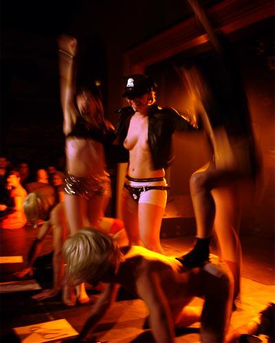Drag King Fem Show