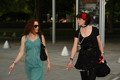 Anne & Justine @ La Villette