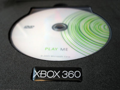 Xbox 360 DVD &#8211; play me